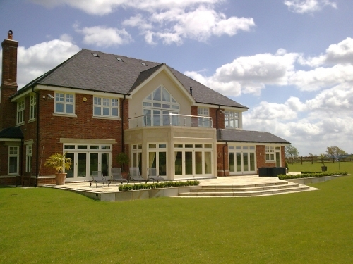Bakers Lane Solihull - bespoke family Home