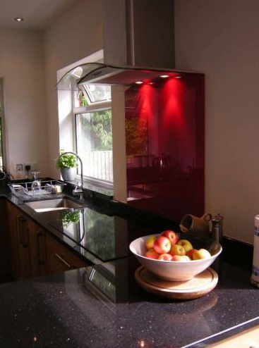 Our kitchen is now finished to a very high standard - we would change – we love it!!
