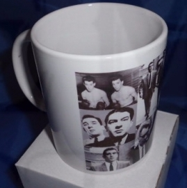 kray Twins gangster mug