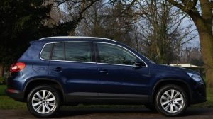 Volkswagen Tiguan For Sale Chingford