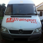 A-B Man and Van/Removals/Storage