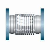 Single Axial Metallic Expansion Joint