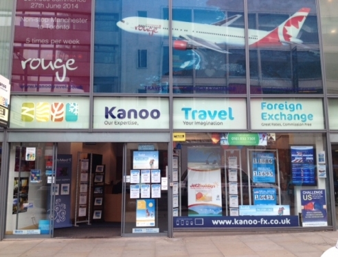 kanoo travel foreign exchange in manchester bureau de change the independent