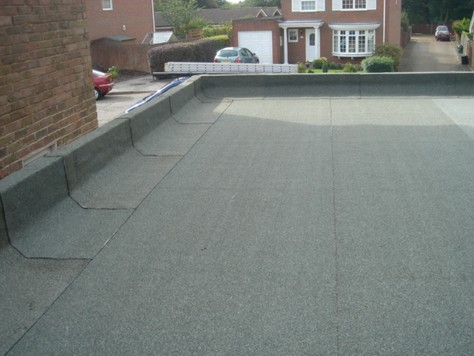 Flat roofing Barnsley