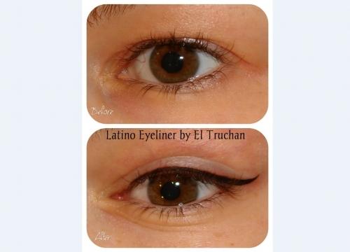 Latino Eyeliner by El Truchan CPCP @ Perfect Definition