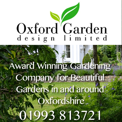 Oxford garden design in carterton landscape designers for Oxford garden designs