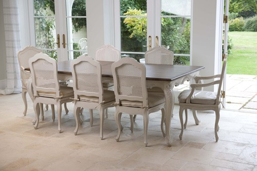 Louis Extending Dining Table