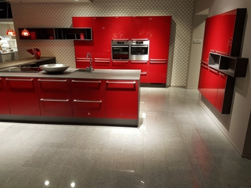 German High Gloss Kitchen