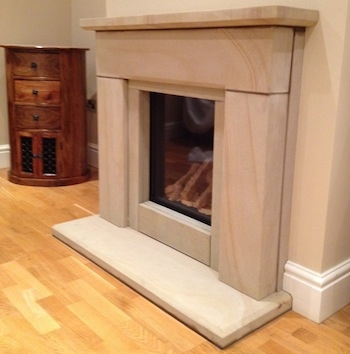 Bespoke Fireplace Installation, Preston