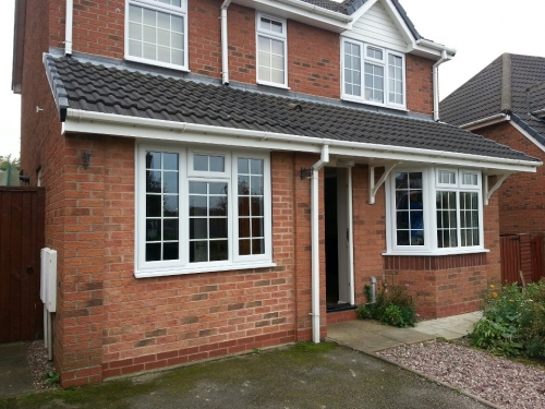 Potteries windows ltd double glazing installers in stoke for Double glazing offers