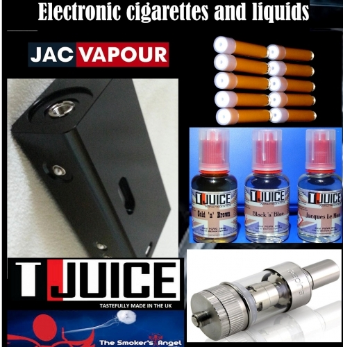E cigarettes in jails