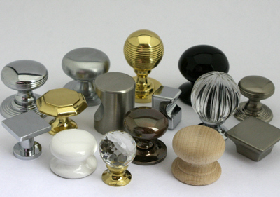Cabinet Knobs are our speciality