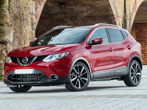 ALL NEW NISSAN QASHQAI LEASING