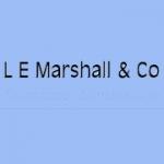 L E Marshall & Co