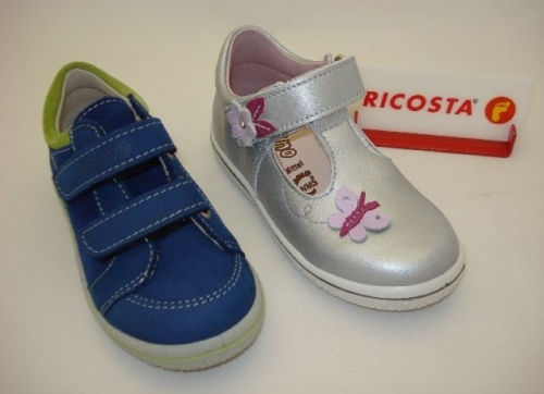 Ricosta Made in Germany - Soft leathers and great designs
