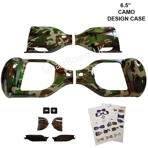 "6.5"" Replacement Camo Case Shell"