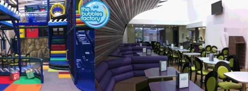 The Bubbles Factory Best Soft Play in the UK