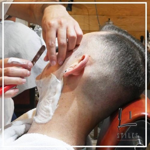 Hair Cut & Wet Shave Liverpool