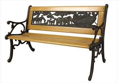 Noahs Ark Bench
