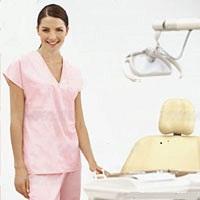 Locum dental nurse