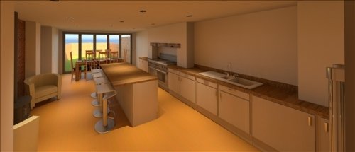 Residential Extension Visual