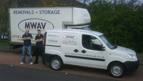 Mwav Man With A Van Edinburgh Luton And Transit Van Oscar Lucas 1