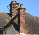 chimneys re built and re pointed
