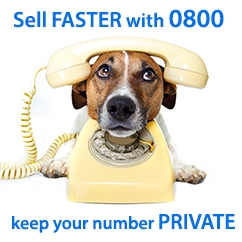 Freephone numbers for advertising