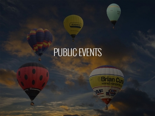Public Events Gallery