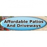 Affordable patios and driveways