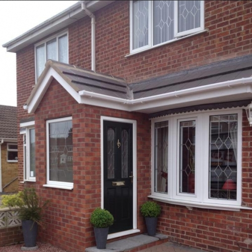 Windows and Composite Door by Homeseal