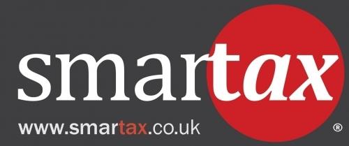 Smartax Black Logo R