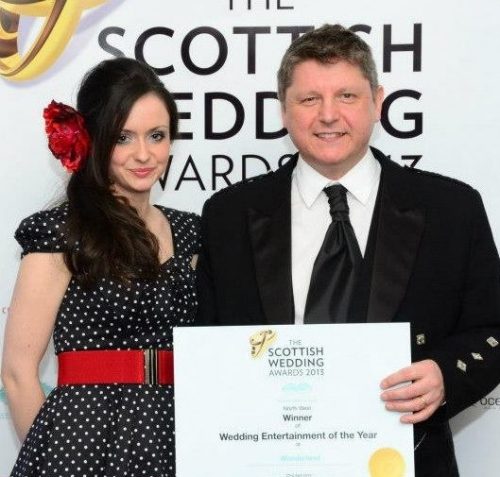 Scottish Wedding Awards winners