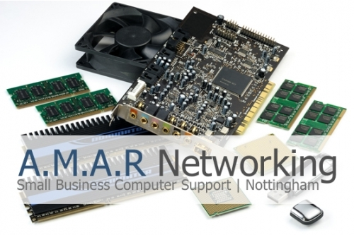 A.M.A.R Networking provide Small Business Computer Support including Computer Repairs and Upgrades