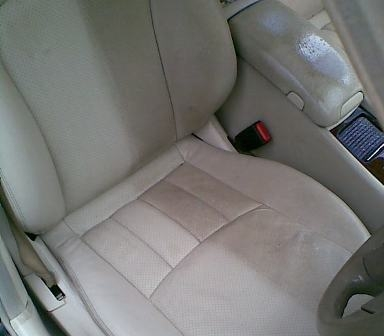 Leather Seat Half Valet.