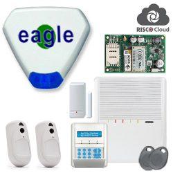 Agility 3 GSM Visual Verification Alarm