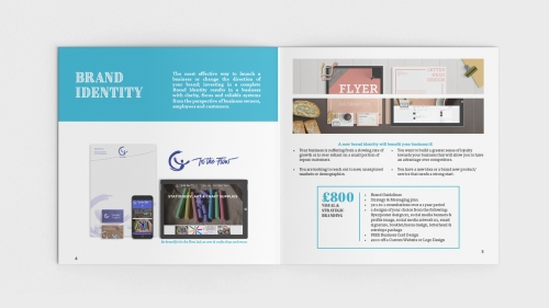 Booklet & Brochure Design