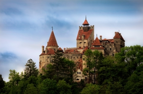 Bran Castle ''Dracula's Castle''