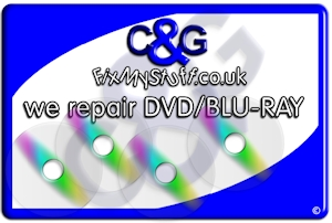 DVD BLURAY Repair Service For All Brands