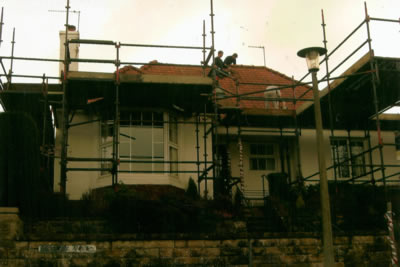 Storm Shield Roofing Contracting Services In Edinburgh