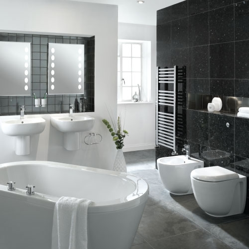 Luxury Fitted Bathrooms Supllied and Fitted