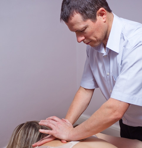 Robert Hawkins - Sports Physiotherapist