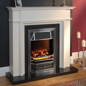 Flamerite Fires Davana electric suite