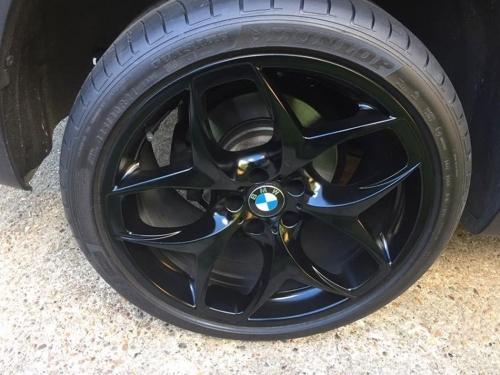 Bmw Alloy Wheel Refurbishment