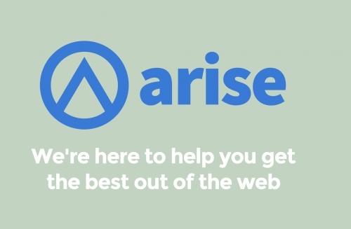 Arise - Web Design Sheffield
