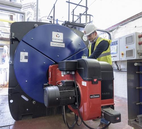 Industrial Boiler and Burner Services