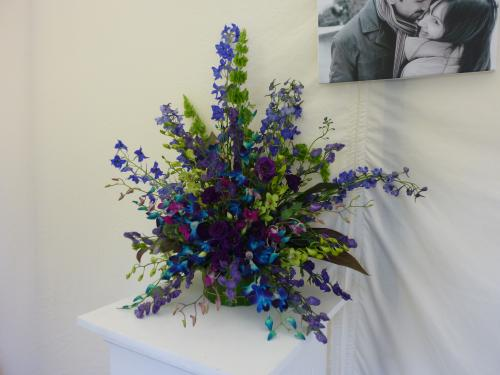 Wedding flowers Surrey by The Gorgeous Flower Company