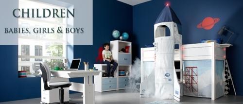 Childrens bedroom accessories