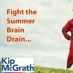 Kip Fight The Summer Brain Drain