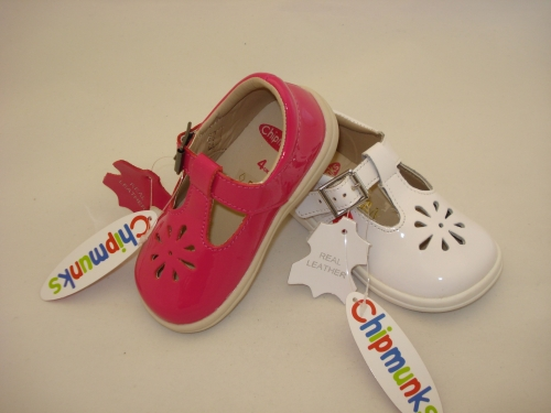 Chipmunks Shoes and Boots